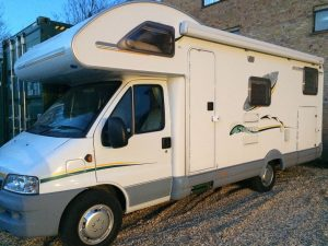 Swift Suntor Motorhome, re-flashed to gain economy and responsiveness